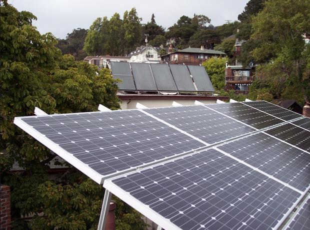 샌프란시스코 신축 건물에 태양광 패널 설치 의무화 183 183 183 만장일치로 법안 통과 Cio Korea