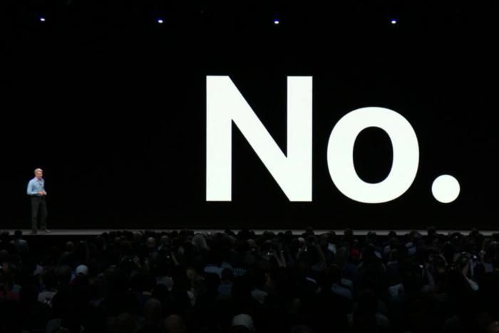 iOS와 맥 앱은 통합되지 않는다. 단, 일부 타협은 있다.