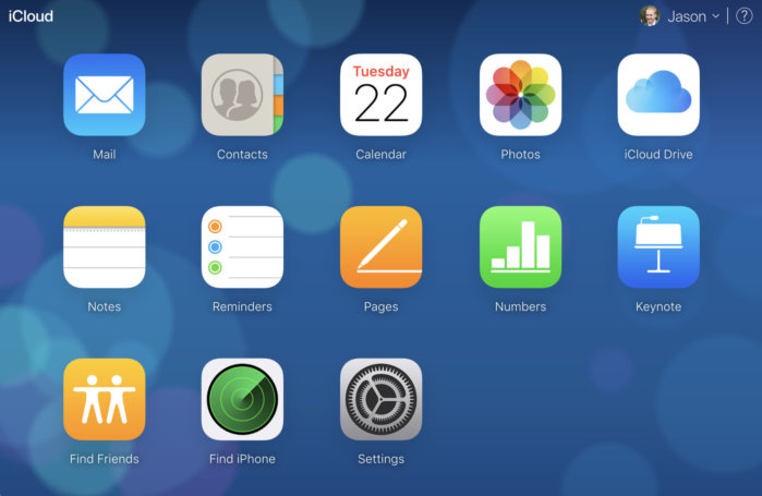 애플은 다양한 웹 앱을 지원한다. 그러나 그 성능은 구글만큼 강력하지 않다.