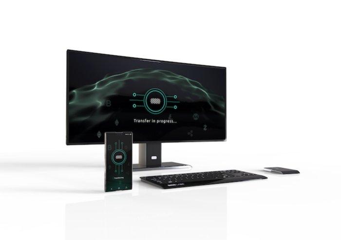 시린 랩의 블록체인 특화 피니 PC와 스마트폰
