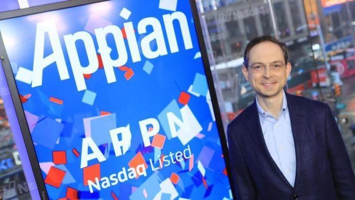 애피안의 CEO 매트 칼킨스
